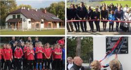 Wilga Garwolin ma nowy budynek sanitarno-szatniowy