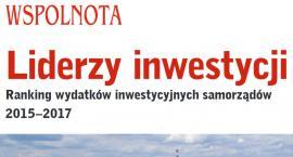 Liderzy inwestycji z powiatu