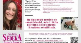 Apel o pomoc dla Olgi Wiśniewskiej