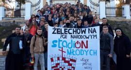 """Żelechów na """"Stadionie Młodych"""""""