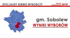 Nowi radni gminy Sobolew wybrani – wyniki oficjalne