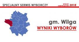 Nowi radni gminy Wilga wybrani – wyniki oficjalne