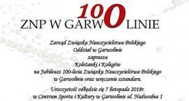100 lat ZNP w Garwolinie – program jubileuszu