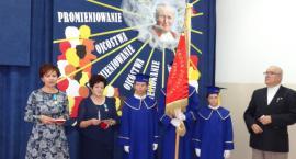 Szkoła w Brzegach odznaczona Medalem Świętego Jana Pawła II