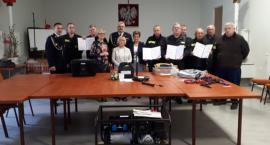 OSP z gminy Parysów otrzymały nowy sprzęt ratowniczy