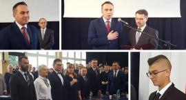 Wójt Kwiatkowski i radni gminy Maciejowice ślubowali