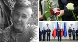 Emil Grzegorczyk pośmiertnie odznaczony przez prezydenta
