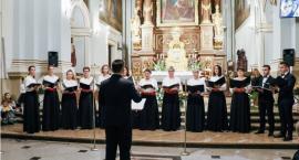 Śpiewająco wspominali św. Cecylię
