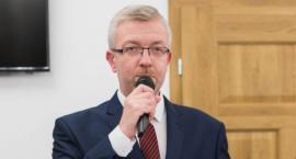 Nowy burmistrz Żelechowa zaprzysiężony