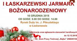 I Łaskarzewski Jarmark Bożonarodzeniowy