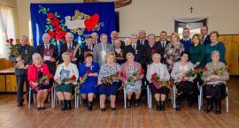 Złote i Diamentowe Gody w gminie Łaskarzew