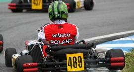 Piotr Wiśnicki z Żelechowa w Rotax Grand Finals