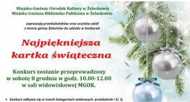Konkurs na najpiękniejszą kartkę świąteczną