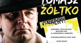 Koncert Tomasza Żółtko w Garwolinie