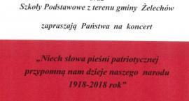 Koncert pieśni patriotycznej w Żelechowie