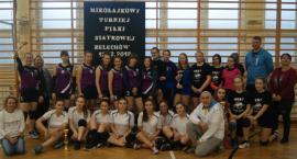 Mikołajkowy Turniej Piłki Siatkowej w Żelechowie
