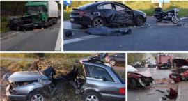 Tragiczne i śmiertelne wypadki w powiecie – video
