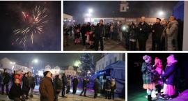 Powitanie Nowego Roku 2019 w Żelechowie