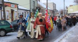 Orszak Trzech Króli przeszedł ulicami Łaskarzewa