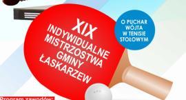 XIX Mistrzostwa Gminy Łaskarzew w Tenisie Stołowym