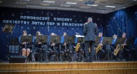 Noworoczny Koncert Orkiestry Dętej OSP w Żelechowie