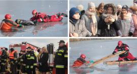 Załamał się lód, tonie człowiek – jak się ratować i jak pomóc tonącemu?