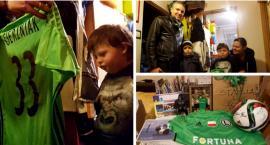 Bracia i Legia Warszawa dla Stasia – wyjątkowy prezent na urodziny małego kibica