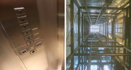 Uwięzieni w windzie