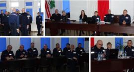 Wyniki pracy policjantów w liczbach – Odprawa roczna w KPP