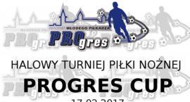 Halowy turniej piłki nożnej Progres Cup