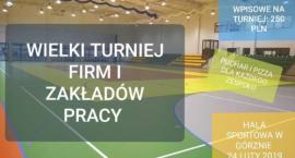 Wielki Turniej Firm i Zakładów Pracy w Górznie