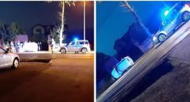 Wypadek na DK 76 – jedna osoba w szpitalu