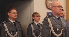 Nowy komendant policji w Garwolinie i nowy zastępca