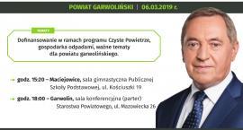 Minister Henryk Kowalczyk odwiedzi powiat