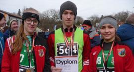 Zimowe medale młodzieży Wilgi