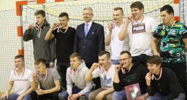 Turniej Halowej Piłki Nożnej o Puchar Burmistrza Żelechowa zakończony