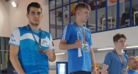 Adam Kenig ze srebrnym medalem Mistrzostw Okręgu