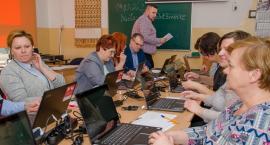 Internetowe szkolenia w Łaskarzewie rozpoczęte