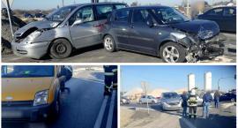 DK17 – Wypadek na nowym skrzyżowaniu w Lipówkach – są utrudnienia