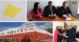Mają działkę, mogą się budować – akt notarialny podpisany