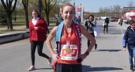 Emilia Mazek druga wśród Polek na Orlen Warsaw Marathon