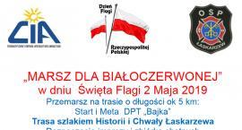 Marsz dla Białoczerwonej w Łaskarzewie