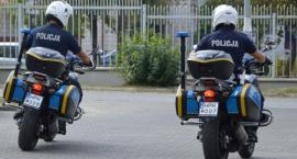 Policyjne motocykle wyruszyły na drogi