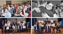 Uroczyste pożegnanie absolwentów w Miętnem