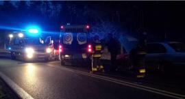 Kolizja 4 samochodów – Sprawca był pijany