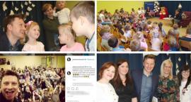 Jakub Wesołowski czytał przedszkolakom (video)