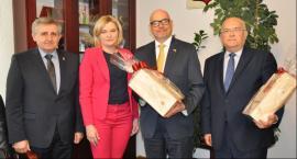 Radca ambasady USA w wizytą w Garwolinie