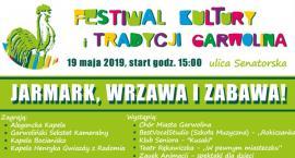Festiwal Kultury i Tradycji Garwolina już w niedzielę – Program imprezy