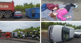 Śmiertelny wypadek – Trzy ofiary i 21 poszkodowanych – TRIAGE 2019