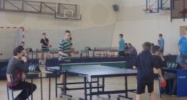 W Żelechowie walczyli o Puchar Burmistrza w tenisie stołowym